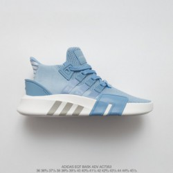 AC7353 UNISEX FSR Highest Deadstock Adidas EQT Basketball Adidas V Collection Street Basketball Short Knitting Jogging Shoes