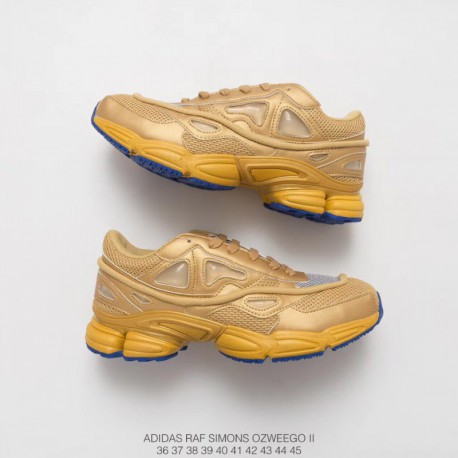 Retro Deadstock Adidas Raf SIMONS Ozweego As The Classic Racing Shoes Of The 90s