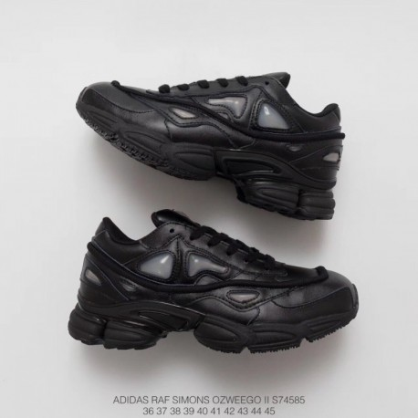 S74585 Retro Deadstock Adidas Raf SIMONS Ozweego As The Classic Racing Shoes Of The 90s