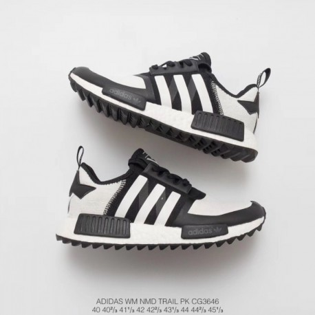 Cg3646 BASF Ultra Boost White Mountain Crossover White Mountaineering X Adidas NMD Trail VS Knitting Outdoor Sawtooth Collectio