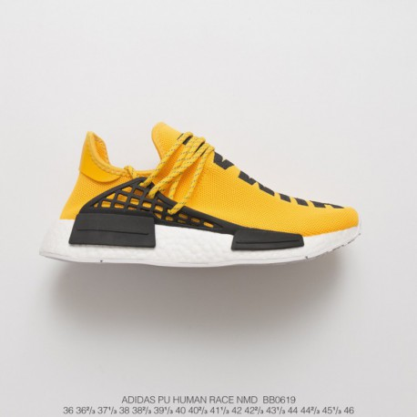 Bb0619 Ultra Boost NMD Human Racing Shoes Pharrell Williams Crossover Pharrell Williams Adidas Origianlas Human Race NMD Truth