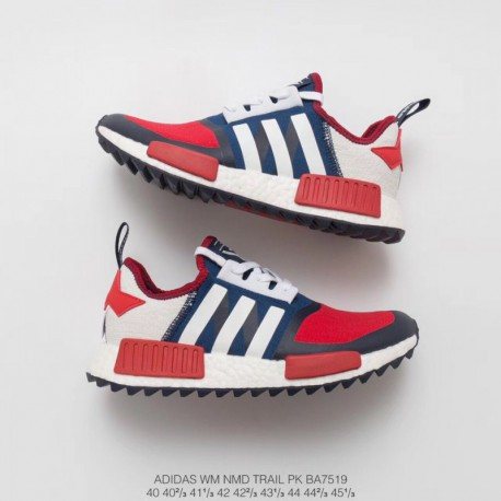 Ba7519 BASF Ultra Boost White Mountain Crossover White Mountaineering X Adidas NMD Trail VS Knitting Outdoor Sawtooth Collectio