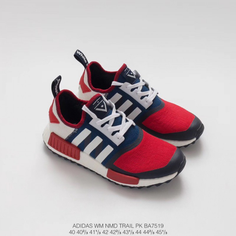 ca6b35486a6 ... Ba7519 BASF Ultra Boost White Mountain Crossover White Mountaineering X  Adidas NMD Trail VS Knitting Outdoor ...