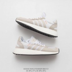 Bb2101 Adidas INIKI Runner Vintage Ultra Boost Trainers Shoes