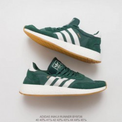 By9726 Adidas INIKI Runner Vintage Ultra Boost Trainers Shoes