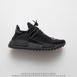 Bb7603 Ultra Boost NMD Human Racing Shoes Pharrell Williams Crossover Pharrell Williams Adidas Origianlas Human Race NMD Truth