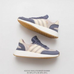 Ba9995 Adidas INIKI Runner Vintage Ultra Boost Trainers Shoes
