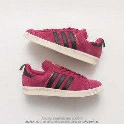 G17919 Classic Adidas Edison Chen Try On The Shoes Obyo X Kzk X WHIZ Campus 80s