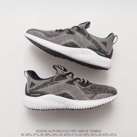 f3e6dc85f New Sale Da9652 Adidas Alphabounce Hpc Ams 3m Underply Visible Outside Alpha  330 Small Yeezy