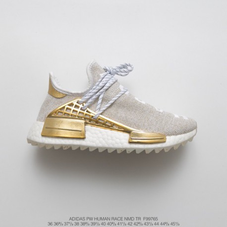 F99765 UNISEX Crossover Deadstock Pharrell Williams Crossover Pharrell Williams X Adidas Originals NMD Hu Trail Nerd Human Coll