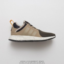 Bz0670 Adidas X-PLR Simple Version Of The Small NMD Couple Sports And Leisure Trainers Shoes