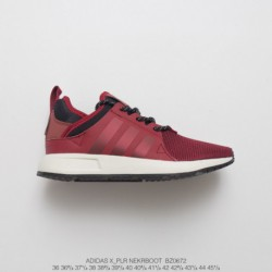 Bz0672 Adidas X-PLR Lite Small NMD Couple Sports Casual Trainers Shoes