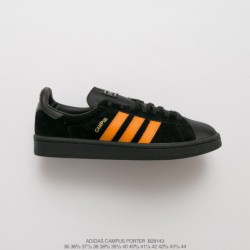 B28143 UNISEX Porter X Adidas Originals Campus Crossover Men's Sports Skate Shoes