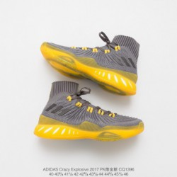 By4468 Ultra Boost Adidas Crazy Explosive Wiggins Today's King Of The Knitting VS Original Super Breathable Elasticity Upper Or