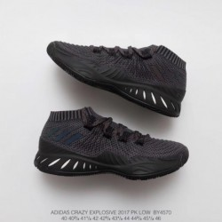 By4570 Ultra Boost Adidas Crazy Explosive Wiggins Black Today's King Of The Knitting VS Original Super Breathable Elasticity Up