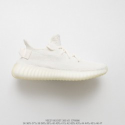 Cp9366 Overtoxic Adidas Yeezy Boost 350 V2 Whole White Kanye West White Yeezy