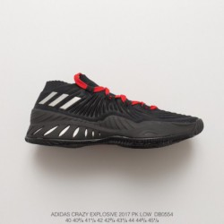 DB0554 Ultra Boost Adidas Crazy Explosive Wiggins Bred Color Today's King Of The Interlocking