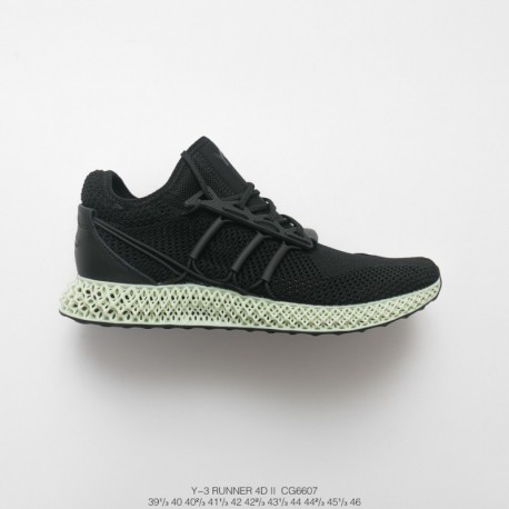 Cg6607 4D Printing Technical Premium Source Adidas Y-3 Runner 4D Print Ing Aq0357 Super Premium Racing Shoes Global Limited Edi