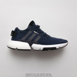 B37466 Ultra Boost Deadstock Adidas Originals POD-S3.1 boost deadstock ultra boost dash sneaker black and white 43088910
