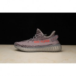 P OG Adidas Yeezy Boost 350 V2 Ah2203 New Grey Orange