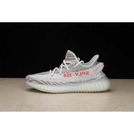 the best attitude 2ef2f 9491b Adidas 350 Boost V2 Zebra,Adidas 350 Boost White,Original Adidas Fake Yeezy  Boost 350 V2 White Ice Blue Zebra Pattern UNISEX B37571