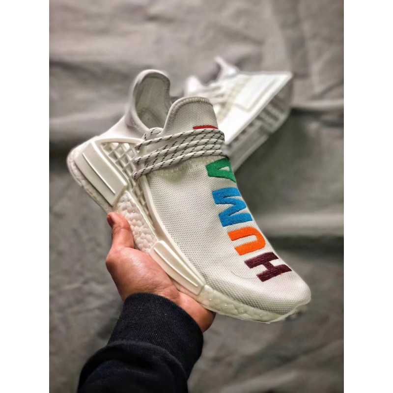 fb75bea29 ... Highest Process Limited Edition Crossover Colorway Adidas Original Pw  Human Race NMD Pharrell Williams Crossover Factory ...