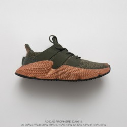 Da9616 FSR Adidas Originals Prophere Hedgehog Sets Flyknit All-Match jogging shoes cupro colors grass green meadow green oliver
