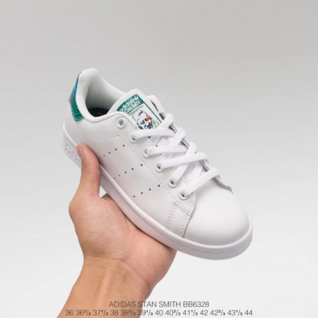 size 40 4822f 2a995 Adidas Originals Palace Skateboards,BB6328 Leather Upper Adidas Smith New  European Limited edition colorful painted couple