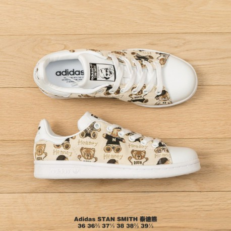 free shipping 03f87 8a449 Adidas Stan Smith Leather Sock,Adidas Stan Smith Croc Leather,Adidas Stan  Smith Teddy Bear US Crossover Duck Leather Upper Styl