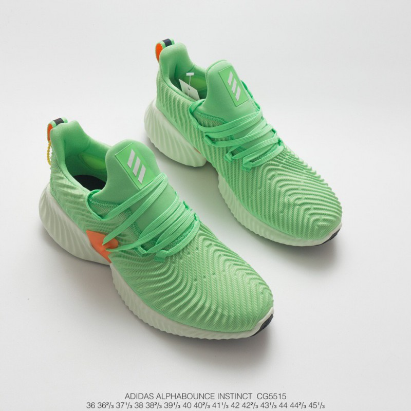 2104afaa28f53 ... UNISEX FSR Adidas Alpha Bounce 4.0 Alpha Leisure Shoe The First Batch  Of Great Chances To ...