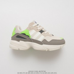 F97182 UNISEX FSR Dad Sneaker New Member Of The Army Luhan Endorsement Adidas Originals Yung World-96 all-match Vintage Jogging