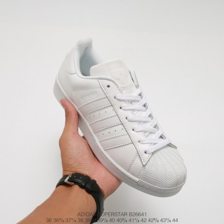 san francisco 55923 dcf3f Adidas Superstar Foundation White White,Adidas Superstar White Silver  White,B26641 Upper Adidas Shell Head Whole White Classic