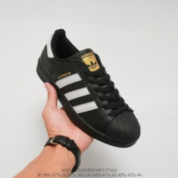 Adidas-Superstar-White-And-Gold-Adidas-Superstar-Black-And-Gold-C77123-Upper-Adidas-Shell-Head-Black-and-White-Gold-Classic-Loo