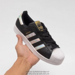 Adidas-Superstar-20-Black-And-White-Womens-Superstar-Adidas-Black-And-White-BB2147-Upper-Adidas-Shell-Head-Black-and-White-Lase
