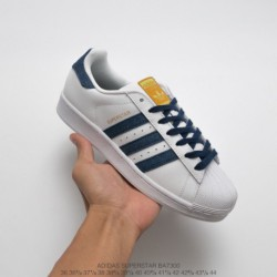 Blue-Adidas-Superstar-Shoes-Adidas-Superstar-80s-White-Blue-BA7300-Soft-Base-Adidas-superstar-Shell-Head-Classic-Skate-shoes-Wh