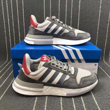 huge selection of bb1c4 cfb34 Adidas Zx 500 Trainers,Ultra Boost Adidas ZX 500 RM Ultra Boost Trainers  Shoes B42204