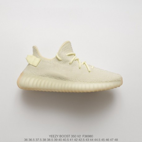 4880e97ea New Sale F36980 Ultra Boost Adidas Yeezy 350V2 Boost Collection Yellow  Trainers Shoes