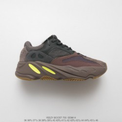 Ee9614 UNISEX Ultra Boost Autumn New Color Kanye West Crossover Kanye West X Adidas Yeezy Runner Boost 700 Mauve Vintage Ultra