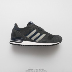 M19391 Mens FSR Classic Adidas Originals ZX700 Vintage Casual All-Match sports jogging shoes