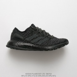 Adidas-Mens-Pureboost-Running-Shoes-S80702-Ultra-Boost-Adidas-Pure-Boost-Ultra-Boost-cushioning-Racing-Shoes