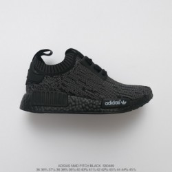 S80489 Original BASF Original Box Adidas Pitch Black Adidas Boost Nmd Ultra Boost Flyknit Racing Shoes