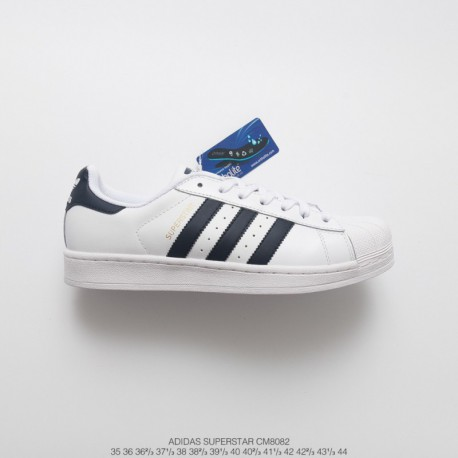 8f153ae8c2ff New Sale Cm8082 FSR UNISEX Adidas Superstar Shell Head Classic Skate Shoes  White Navy