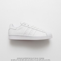 Adidas Superstar 80s Valentine's Day Last Valentine's Day Strongest Gift Valentine's Day Love White Shoes Shell Head Upper Coup