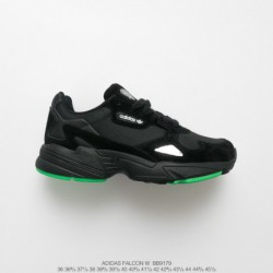 Bb9179 FSR Dad Sneaker New Selection Deadstock Adidas Falcon W Falcon Collection Vintage All-Match dad sneaker jogging shoes