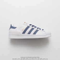 Ba7300 original adidas originals stan supreme erstar shell factory lacing upper committed to cold resistance 36 degrees classic