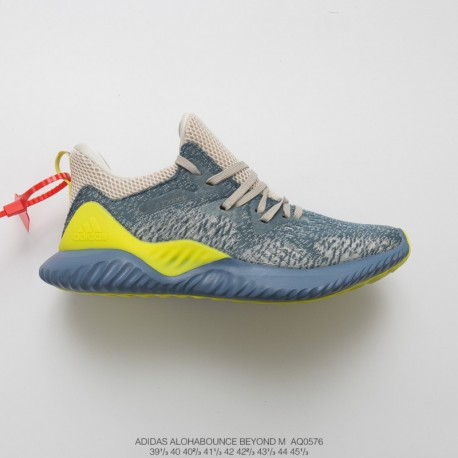 Aq0576 FSR Mens Adidas Alphabounce Hpc Ams3m Underply Visible Outside Alpha III