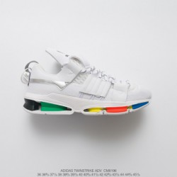 Cm8196 UNISEX Adidas Consortium Twinstrike Adidas V Cruise Crossover Vintage Deconstruction Racing Shoes Outsole Collection Dec