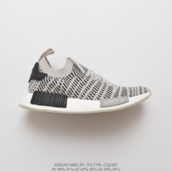 Cq2387 Original Fish Scale Adidas NMD R1 Stlt VS Adidas Ultra Boost Trainers Shoes