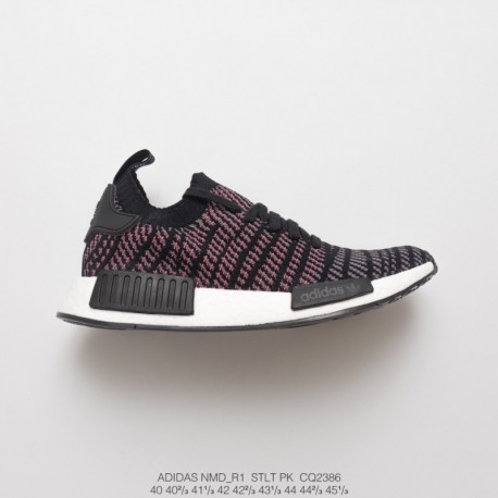 new products f63c3 93c4b Adidas Nmd R1 Stlt Review,Adidas Nmd R1 Primeknit Stlt,CQ2386 Original Fish  Scale Adidas NMD R1 Stlt VS Adidas Ultra Boost Trai