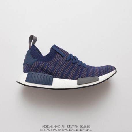 8a96bcf445120 New Sale B22650 Original Fish Scale Adidas NMD R1 Stlt VS Adidas Ultra Boost  Trainers Shoes